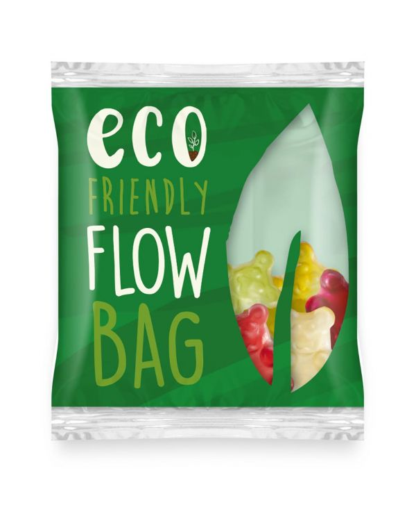 Eco Range - Eco Flow Bag - Kalfany Vegan Bears - 10g