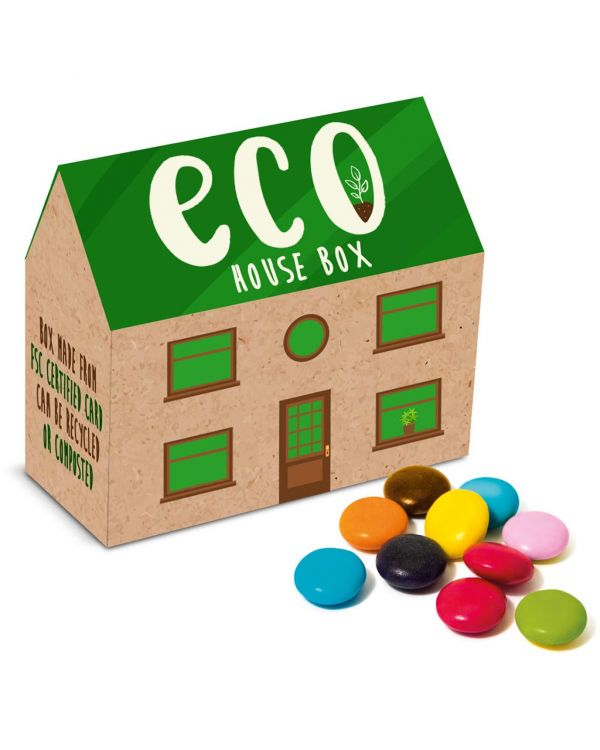 Eco Range - Eco House Box - Beanies