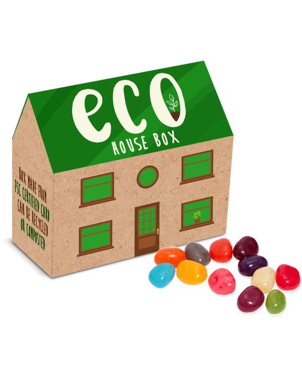 Eco Range - Eco House Box - The Jelly Bean Factory