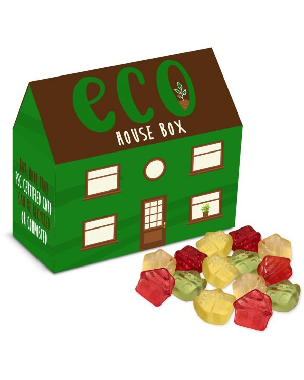 Eco Range - Eco House Box - Kalfany Fruit Gums