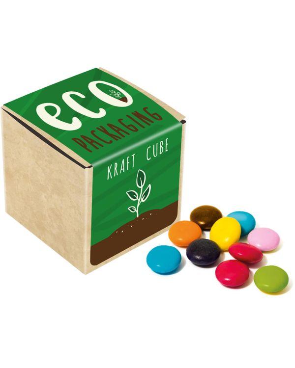 Eco Range - Eco Kraft Cube - Beanies - 50g