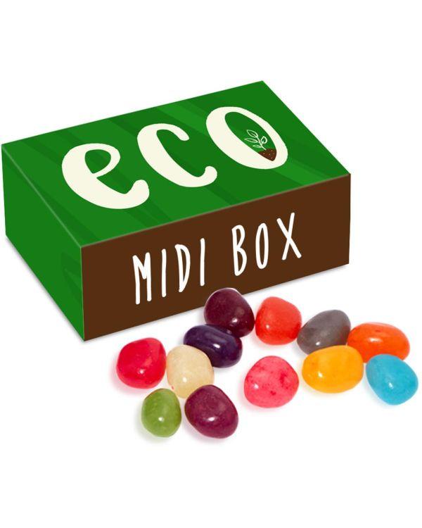 Eco Range - Eco Midi Box - The Jelly Bean Factory