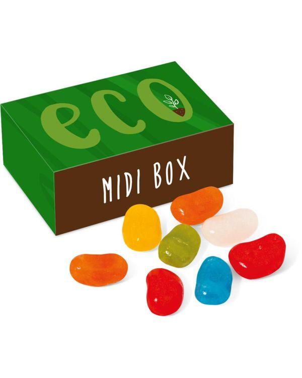 Eco Range - Eco Midi Box - Jolly Beans