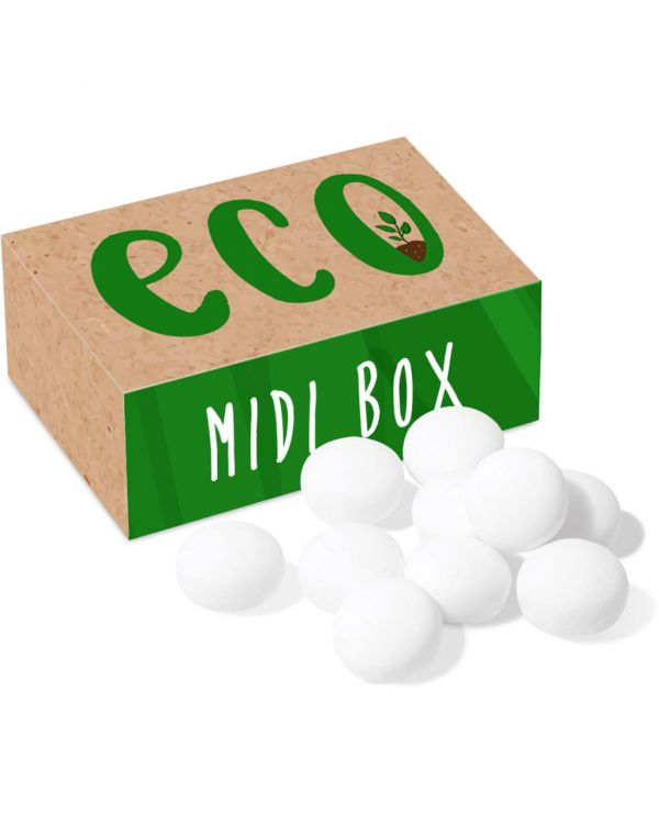 Eco Range - Eco Midi Box - Mint Imperials