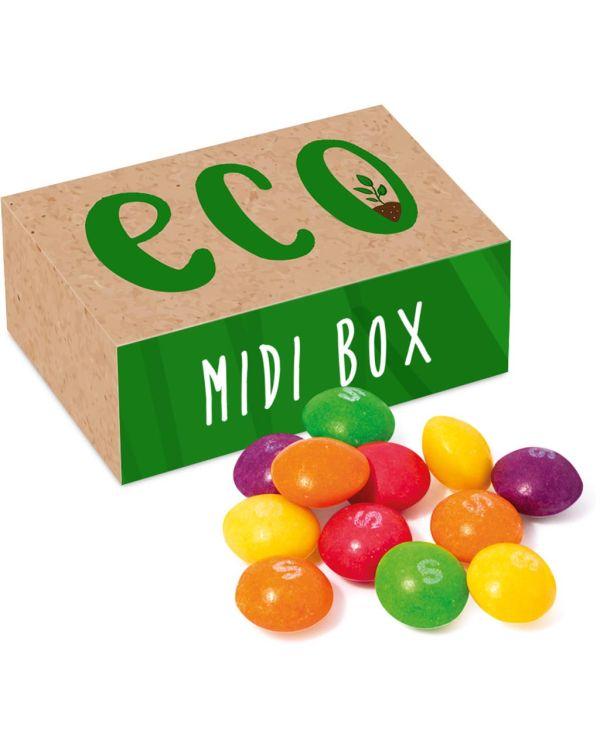 Eco Range - Eco Midi Box - Skittles