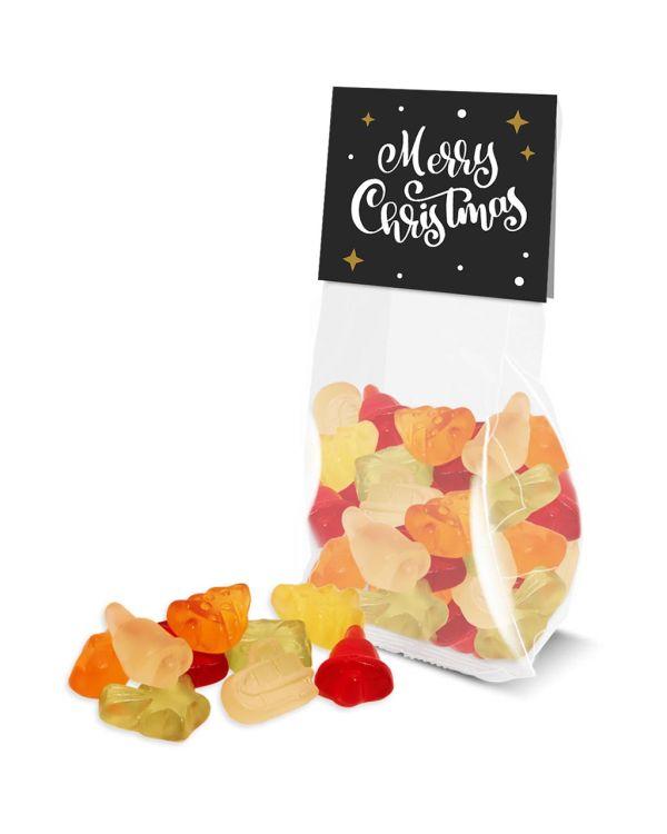 Winter Collection 2020 - Satchel Bag - Kalfany Christmas Fruit Gums