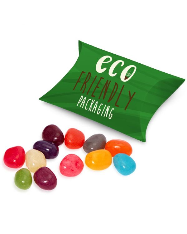 Eco Range - Eco Small Pouch Box - The Jelly Bean Factory