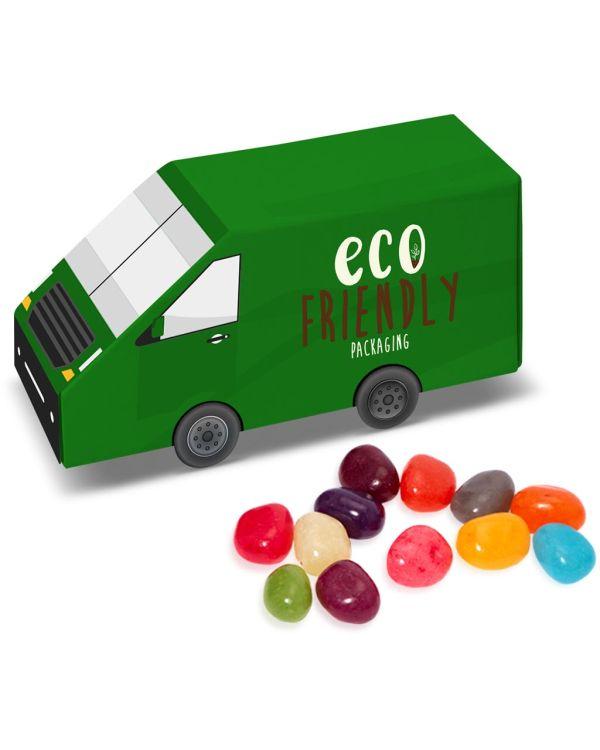 Eco Range - Eco Van Box - The Jelly Bean Factory