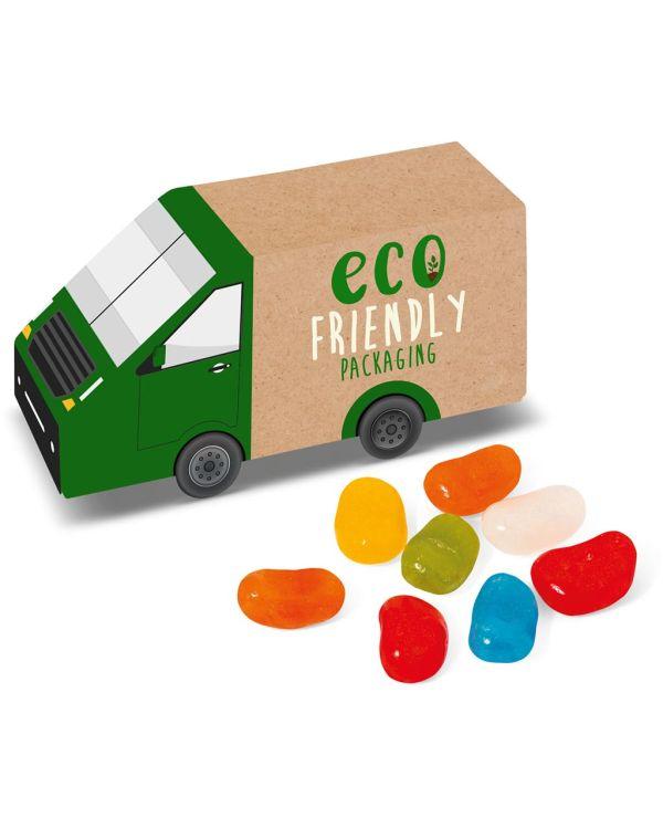 Eco Range - Eco Van Box - Jolly Beans