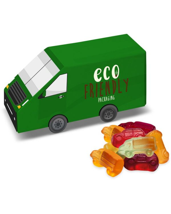Eco Range - Eco Van Box - Kalfany Fruit Gums