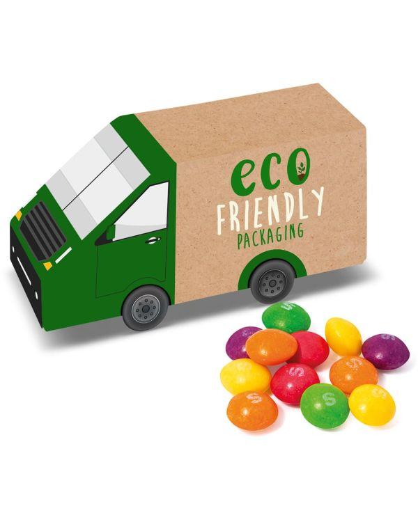 Eco Range - Eco Van Box - Skittles