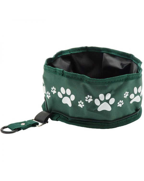 Light Weight Folding Dog Bowl
