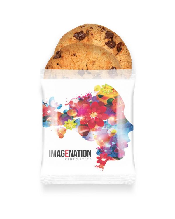Paper Flow Bag - Maryland Cookies - x2