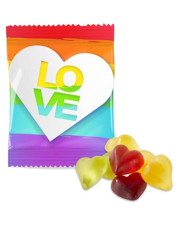 Kalfany - Kalfany Flow Bag - Kalfany Fruit Gum Hearts