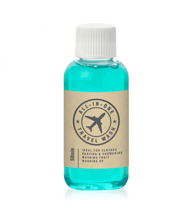 All In One Travel Wash 50ml