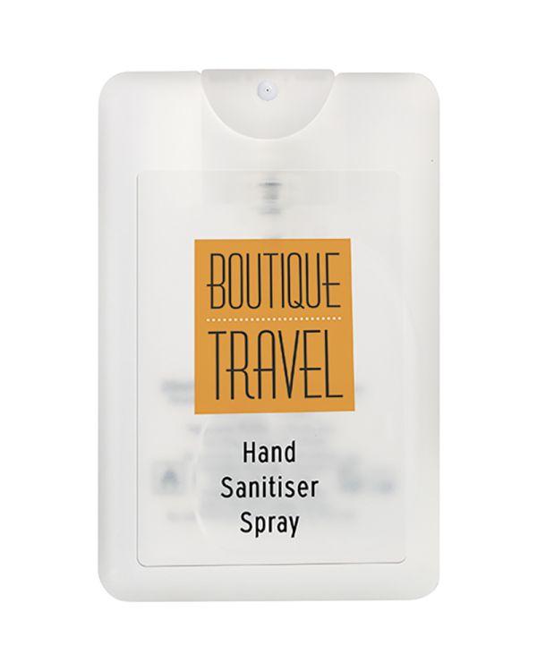 Credit Card Hand Sanitiser Spray 20ml