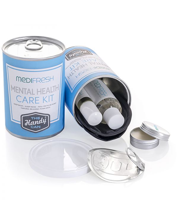 Mental Health Care Handy Can Kit