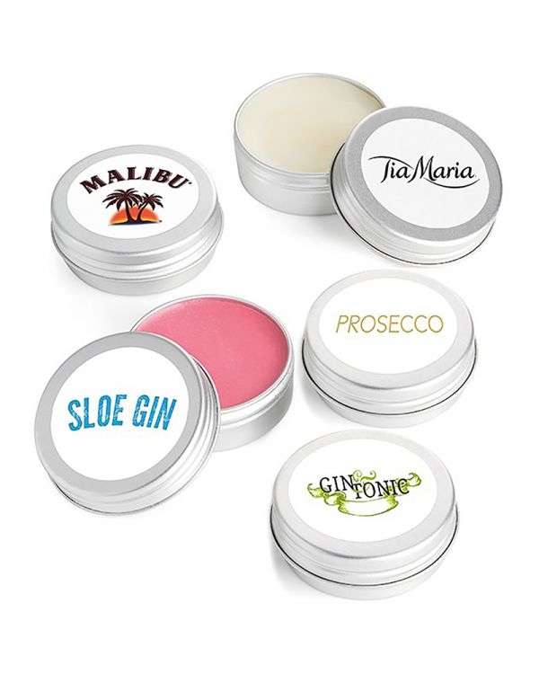 Drink Flavour Lip Balm With A Twist On Lid 10ml