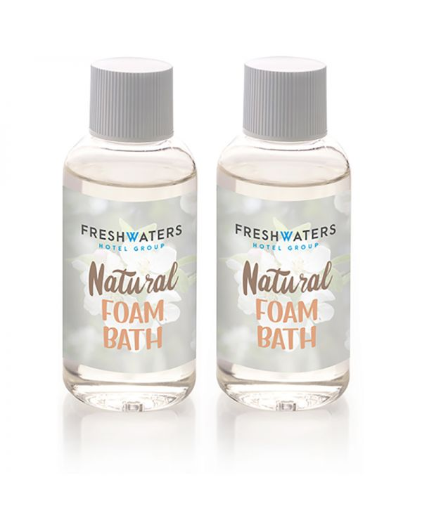 Relaxing Natural Foam Bath 50ml