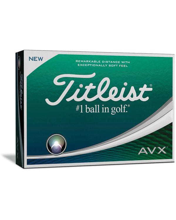 Titleist AVX Printed Golf Balls