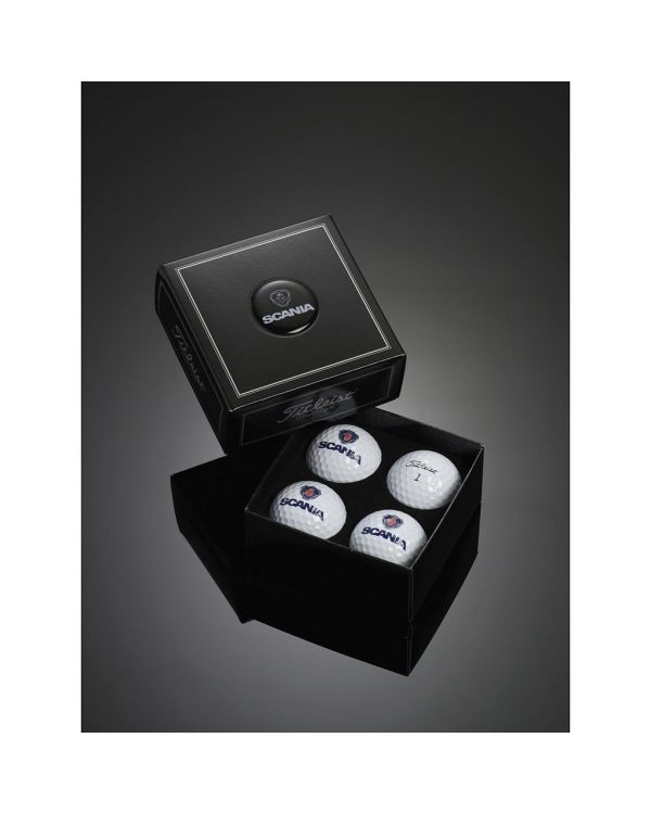 Titleist Pro V1X 4 Ball Dome Box