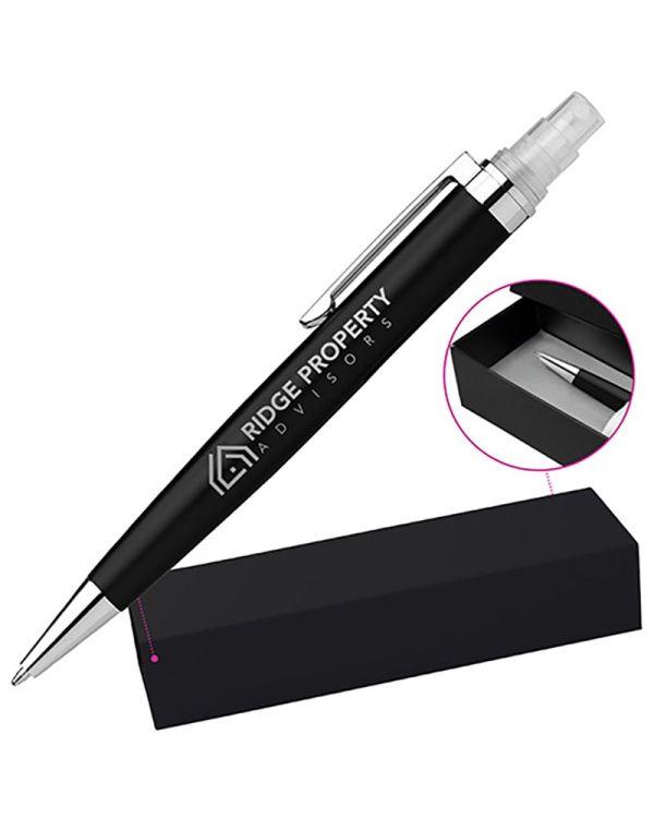 5ml Sanitizer Metal Pen in gift box