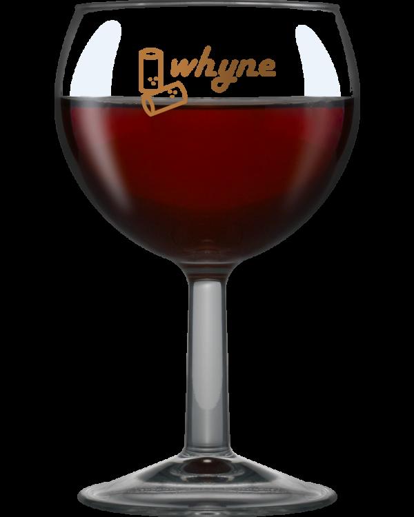 Ballon Wine Glass