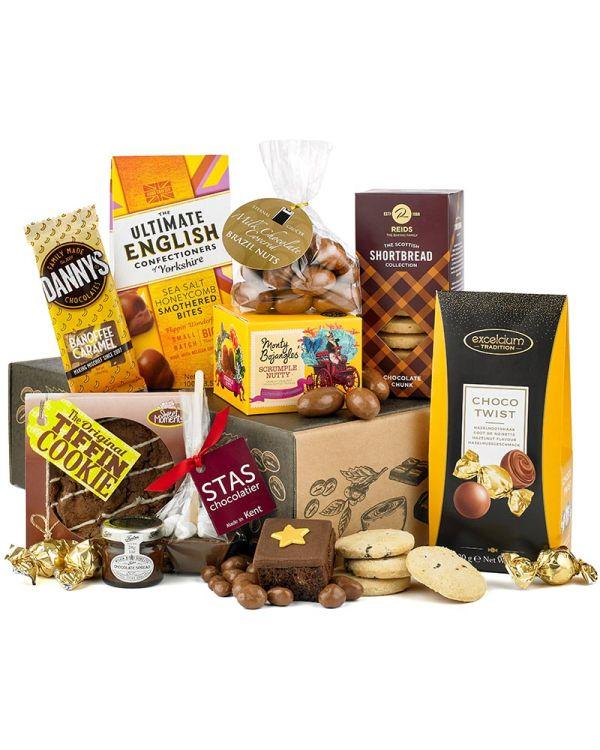 The Chocolicious Chocolate Hamper