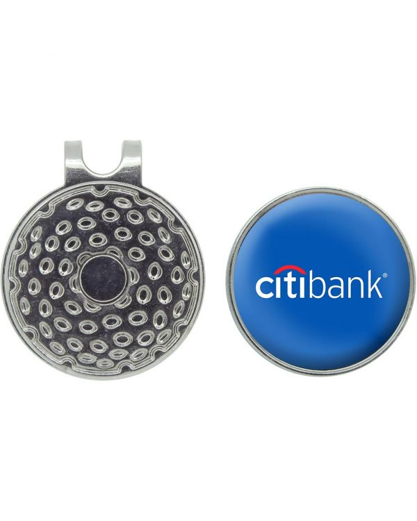 Hat Clip with Ball Marker