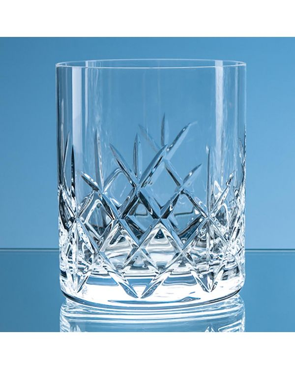 320ml Flamenco Crystalite Full Cut Whisky Tumbler