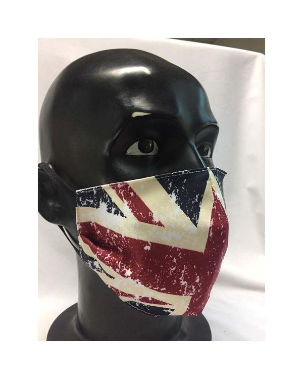 3D Fabric Face Mask