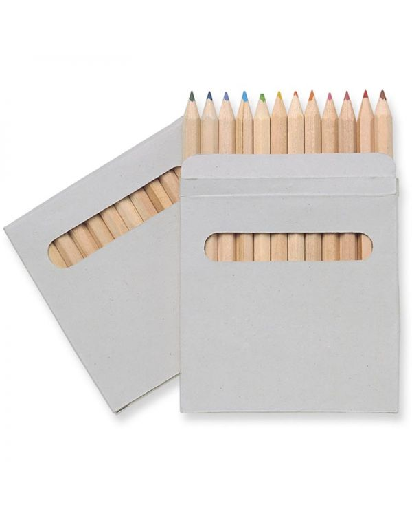 Arcolor 12 Coloured Pencils Set