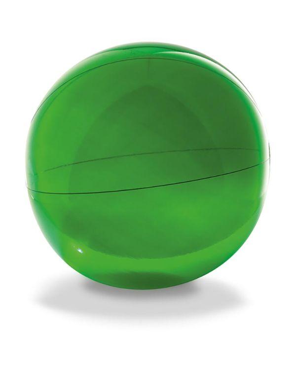 Aqua Transparent Beach Ball