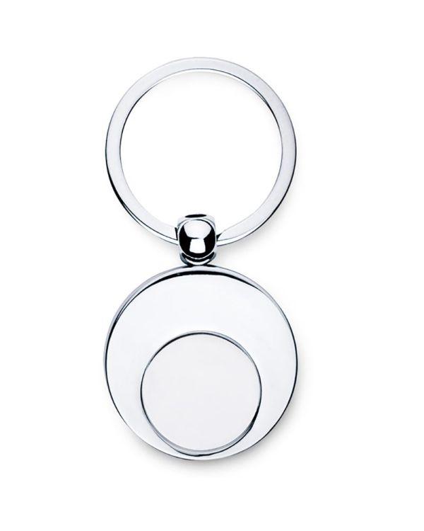 Euring Metal Key Ring With Token