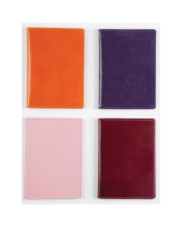 Kensington Leather Card Case