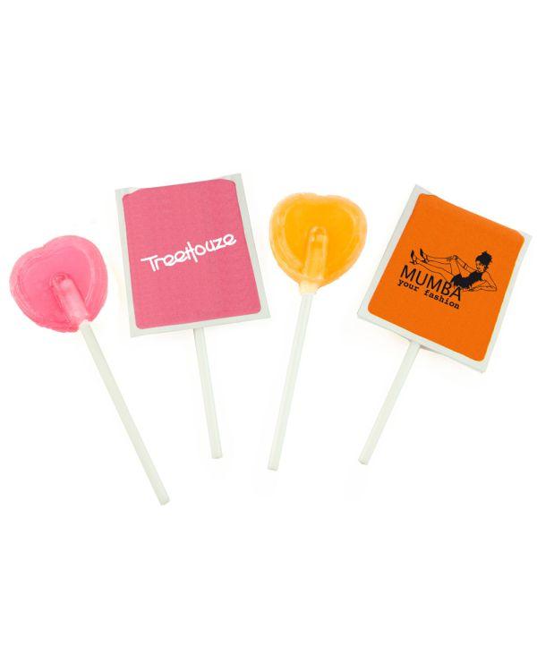 Lollipop In A Paper Envelope