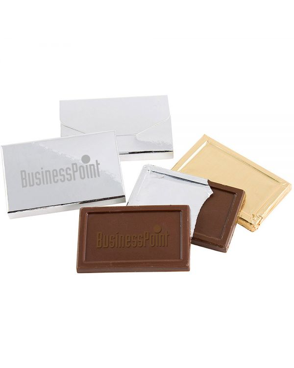 Embossed Belgian Chocolate