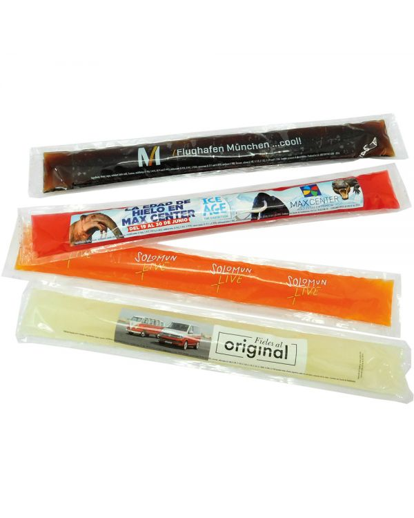 Fruit Flavoured Ice Pop