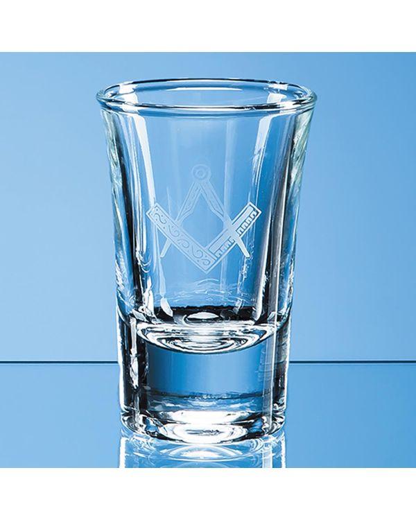 35ml Conical Shot Glass