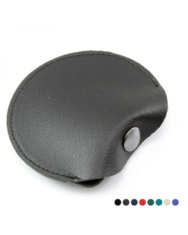 Recycled Eleather Coin Or Ear Bud Pouch