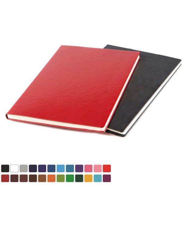 Belluno A4 Casebound Notebook