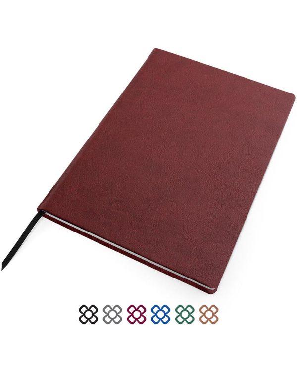 Biodegradable A4 Casebound Notebook
