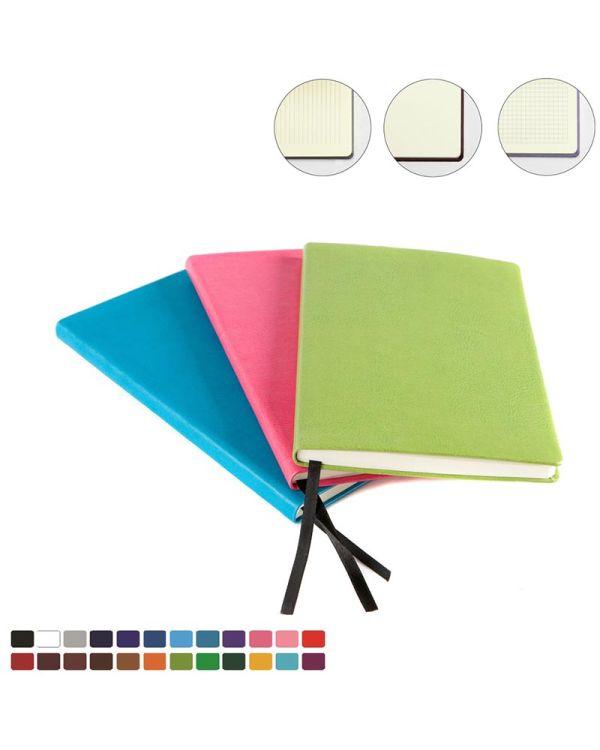 Vibrance A5 Casebound Notebook