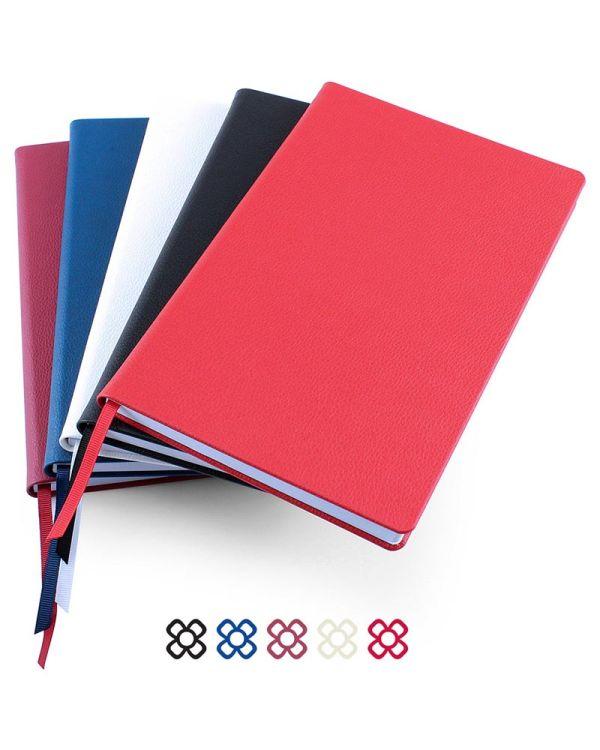 Recycled Como A5 Casebound Notebook