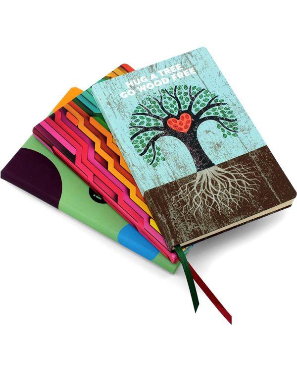 Designer A5 Casebound Notebook