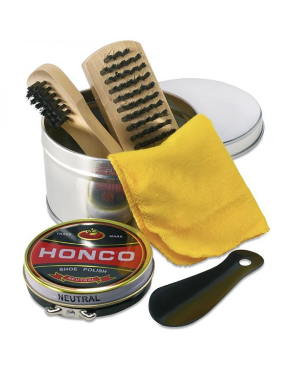 Torton Shoe Polish Kit