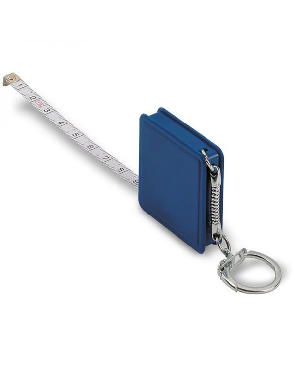 Watford Key Ring With Flexible Ruler