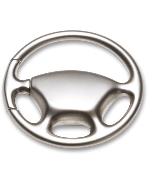 Hydeparks Metal Key Ring Wheel Shape