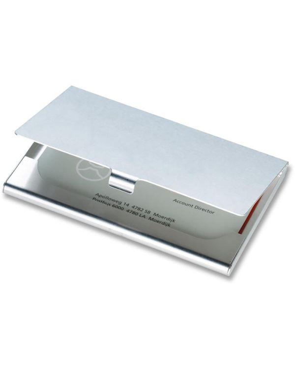 Epsom Aluminium Business Card Holder