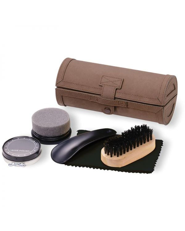 Gentleman Shoe Polish Kit